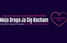 Koncert Walentynkowy w Mrowisku! Kacper Chirzyński