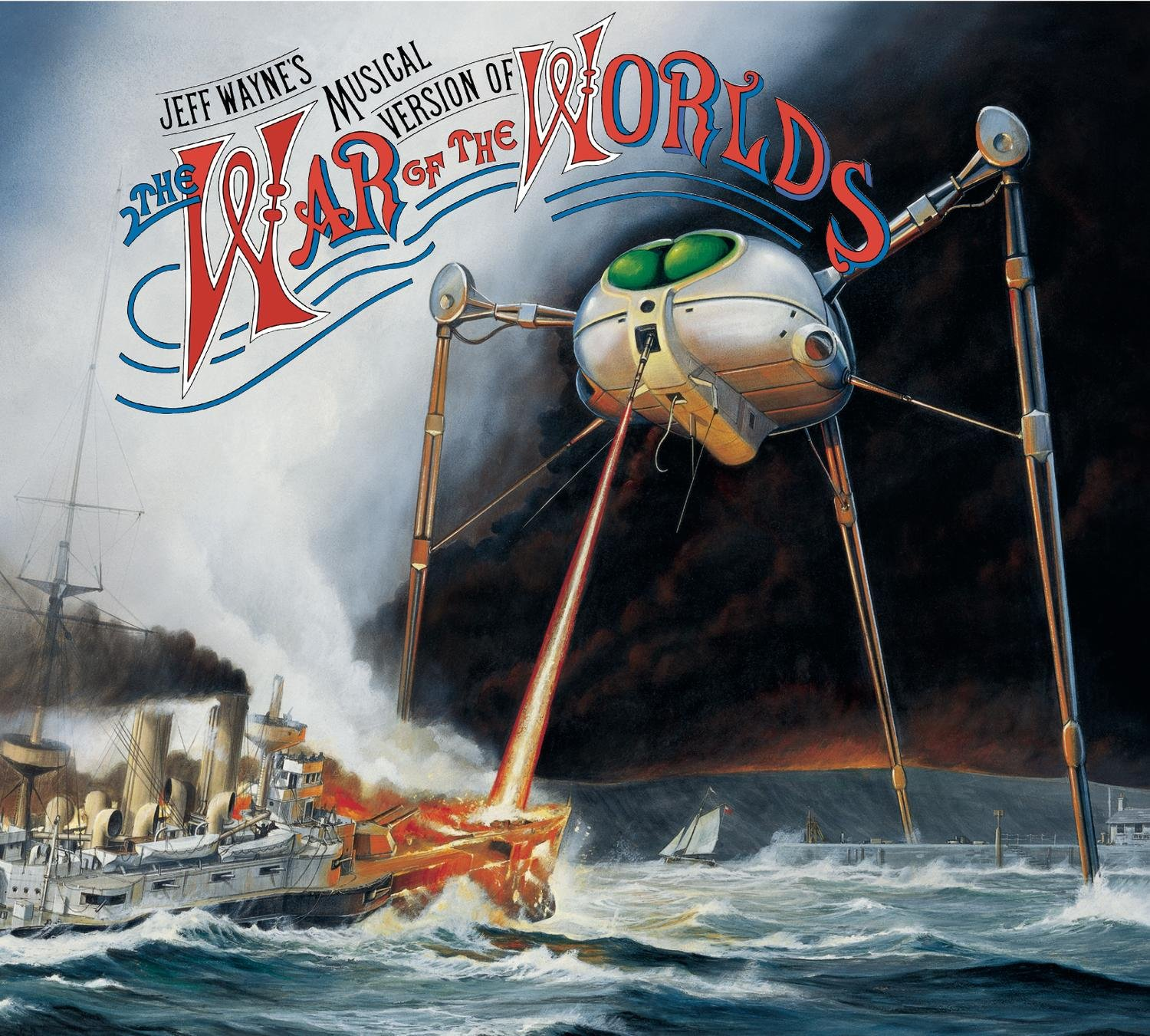 Muzyczny autorytet – Jeff Wayne's Musical Version of The War of the Worlds